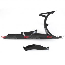 Fullsix Ducati XDiavel Carbon Fibre Lower Belt Cover