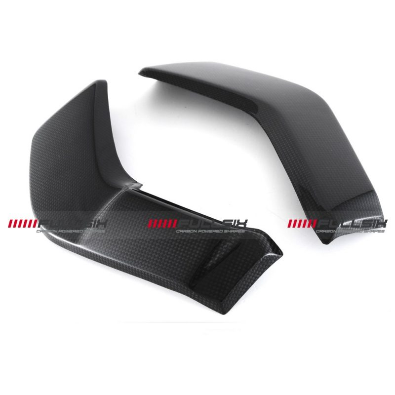 Fullsix Ducati XDiavel Carbon Fibre Radiator Panel Covers