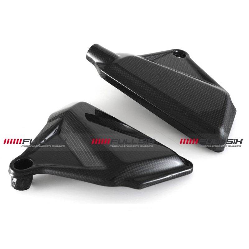 Fullsix Ducati XDiavel Carbon Fibre Engine Panels