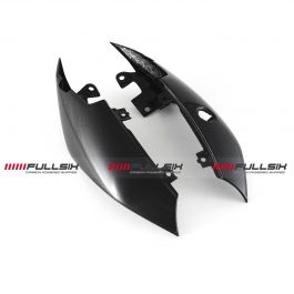 Fullsix Ducati XDiavel Carbon Fibre Seat Tail Panels