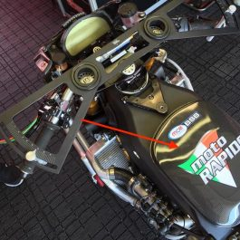 Fullsix Ducati Panigale Carbon Fibre Service Air Box Cover