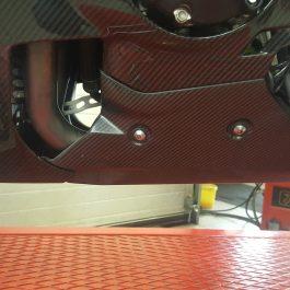 Fullsix Yamaha YZF R1M Carbon Fibre Belly Pan