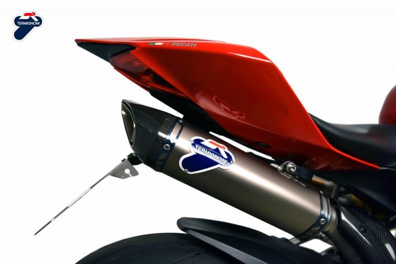 Termignoni Ducati 1199 1299 Panigale Force Exhaust System: Termignoni Exhaust Ducati At Woreks.co