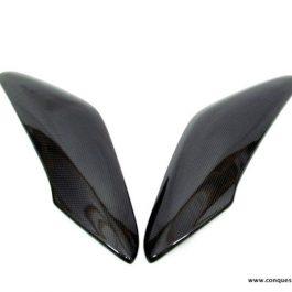 Triumph Speed Triple Carbon Fibre Side Fairing Panels Gloss
