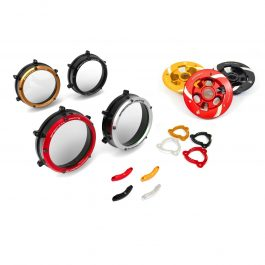 Ducabike Ducati Panigale Clear Clutch Cover Kit CC119902