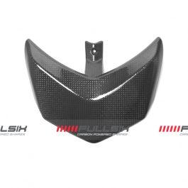 Fullsix Ducati Hypermotard Carbon Fibre Tail Light Spoiler Cover