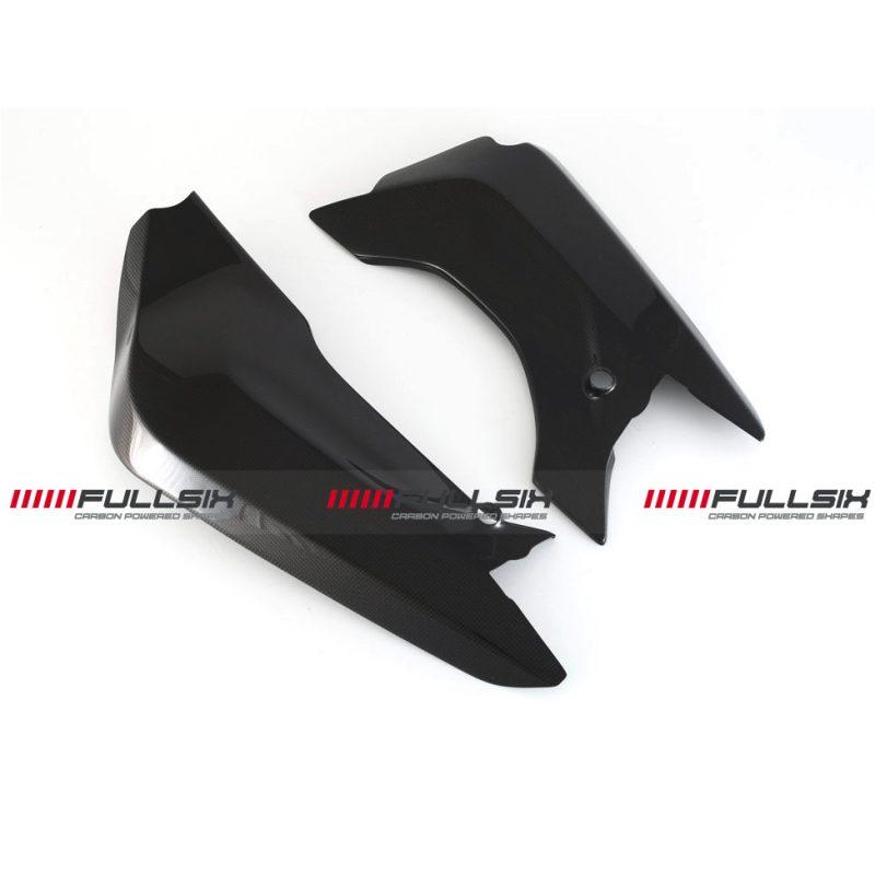 Fullsix Ducati Panigale 899 959 Carbon Fibre Swingarm Covers