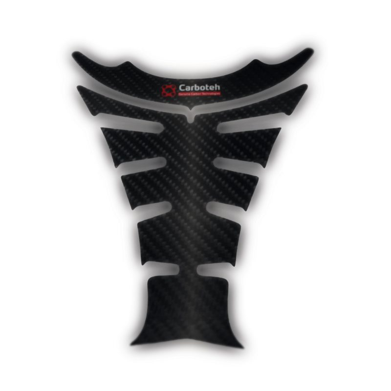 Carboteh Universal Real Carbon Fibre Tank Pad Protector TP-006