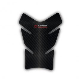 Carboteh Universal Real Carbon Fibre Tank Pad Protector TP-S-005
