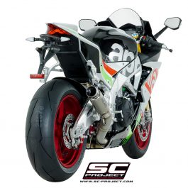 SC Project Exhaust Aprilia RSV4 RF RR CR-T Silencer 2017+