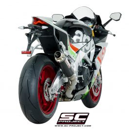 SC Project Exhaust Aprilia RSV4 RF RR GP65 Silencer 2017+