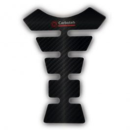 Carboteh Universal Real Carbon Fibre Tank Pad Protector TP-013