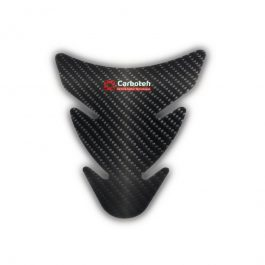 Carboteh Universal Real Carbon Fibre Tank Pad Protector TP-S-001