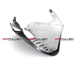 Fullsix Ducati Panigale Carbon Fibre Underseat Exhaust Race Belly Pan