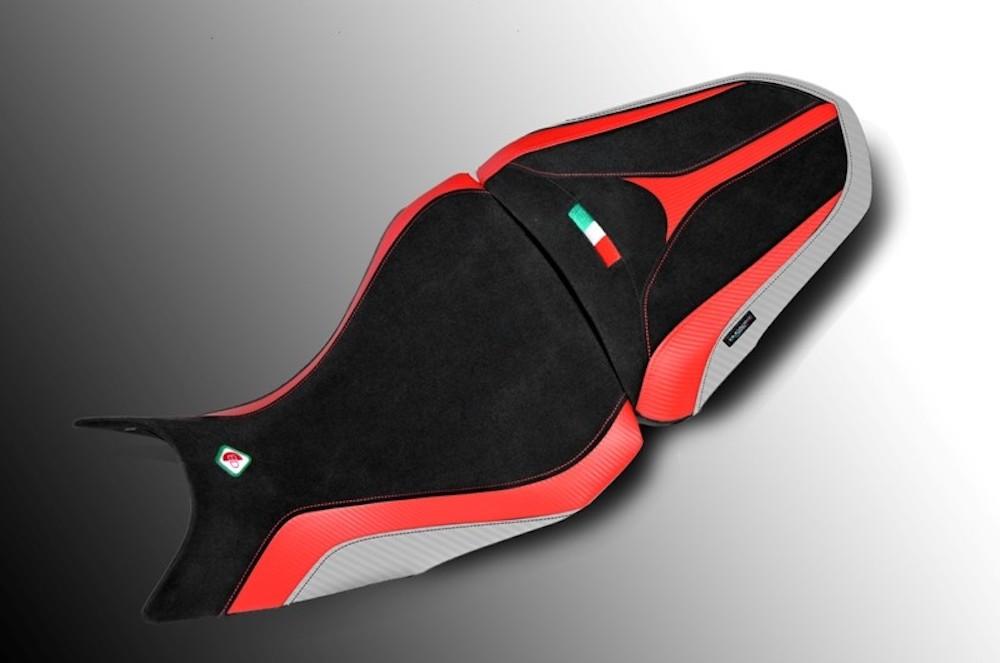 Ducati Multistrada 1200 DVT seat cover