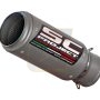 SC Project Exhaust BMW HP4 CR-T silencer 2010-2014