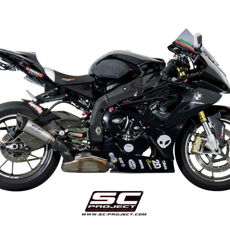 Sc Project Exhausts Bmw Hp4 Conquest Racing Ltd