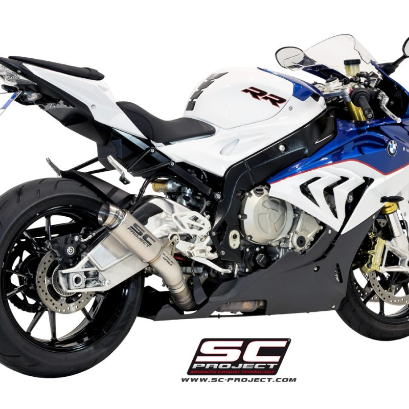 SC Project Exhaust BMW S1000RR GP70 R Silencer 2015-2016