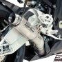 SCARICO BMW S1000RR SILENZIATORE GP70-R RACING PRESTAZIONI S1000RR