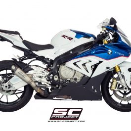 SC Project Exhaust BMW S1000RR S1 Silencer 2015-2016