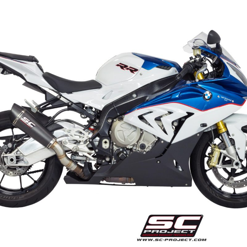 SC Project Exhaust BMW S1000RR Conic Silencer 2015-1016
