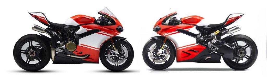 Fullsix Ducati Panigale Superleggera Final Edition Carbon Fibre Belly Pan Kit