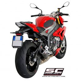 SC Project Exhaust BMW S1000R CR-T Silencer 2014-2016