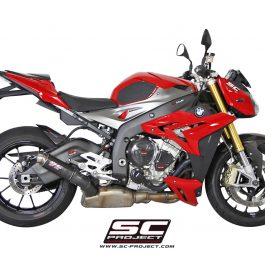 SC Project Exhaust BMW S1000R GP M2 Silencer 2014-2016