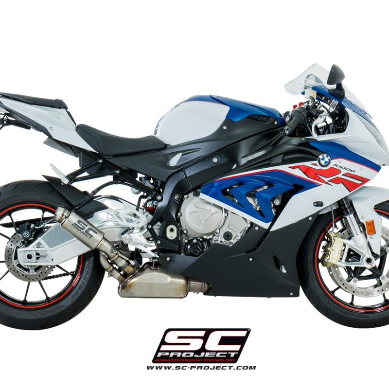 Sc Project Exhaust Bmw S1000rr S1 Silencer 2017