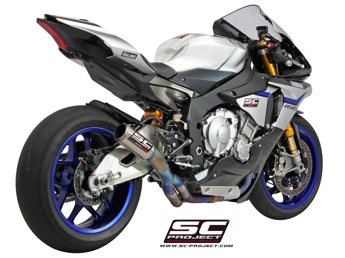 Yamaha R Akrapovic Exhaust For Sale