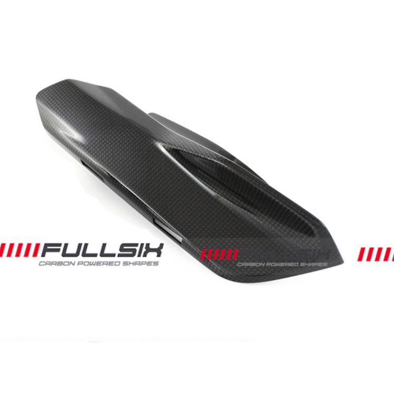 Fullsix Ducati Monster 821 1200 Carbon Fibre Upper Engine Panel