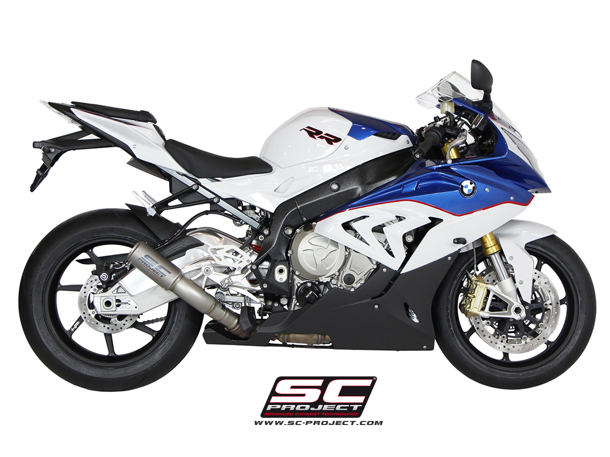 Sc Project Exhaust Bmw S1000rr Cr T Silencer 2015 2016