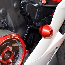 Ducabike Ducati Supersport 939 Crash Bung Bobbin Protection PTSS02