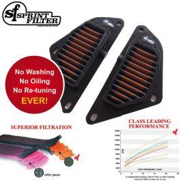Sprint Filter Ducati P08 Air Filter SM11S