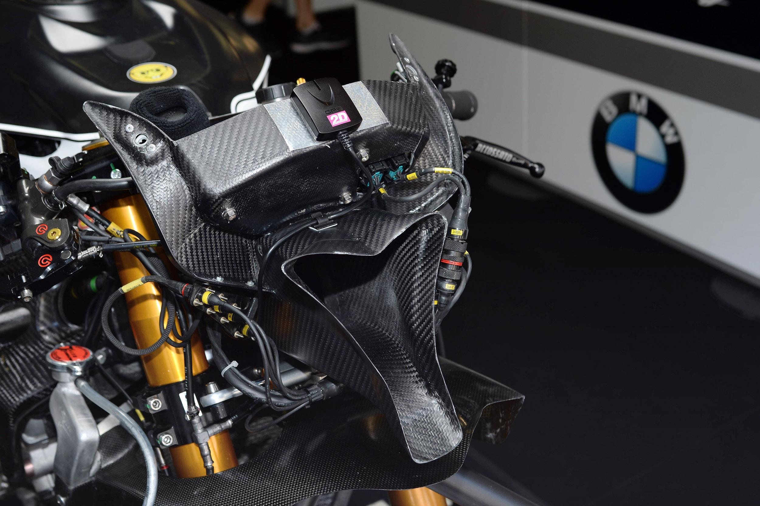 sprint filter bmw s1000rr carbon fibre race air intake kit