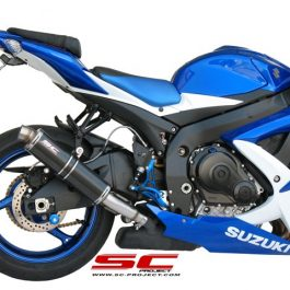 SC Project Exhaust SUZUKI GSX-R 600/750 '08-10 GP Silencer