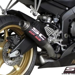 SC Project Exhaust YAMAHA YZF R6 GP M2 Silencer High Position 2006-2016