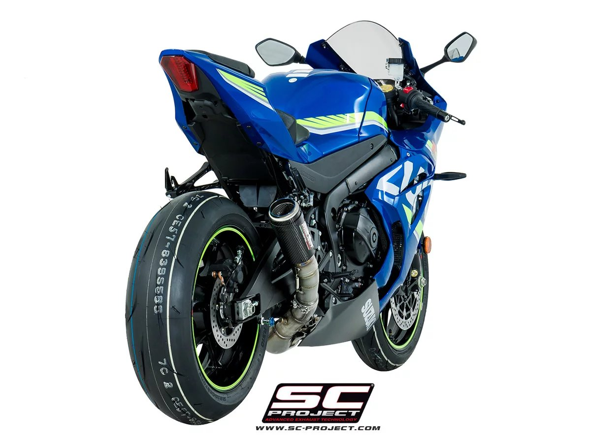 sc project exhaust suzuki gsx r 1000 cr t silencer 2017. Black Bedroom Furniture Sets. Home Design Ideas