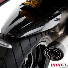 Fullsix Ducati Multistrada 1200 DVT Carbon Fibre Rear Hugger