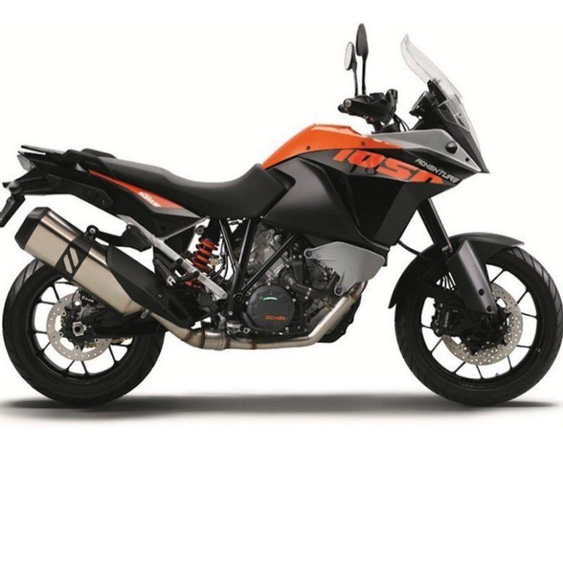 KTM Adventurer 1050