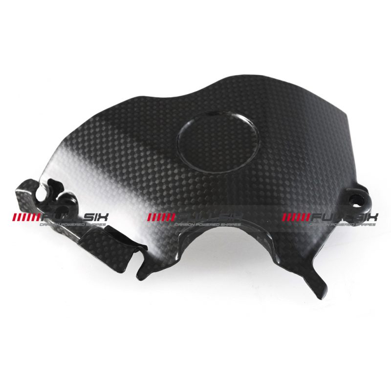 Fullsix Ducati Multistrada 1200 Enduro Carbon Fibre Sprocket Cover