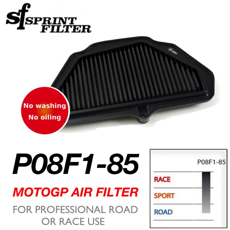 Sprint Filter Kawasaki ZX10R Ninja Air Filter P08F1-85