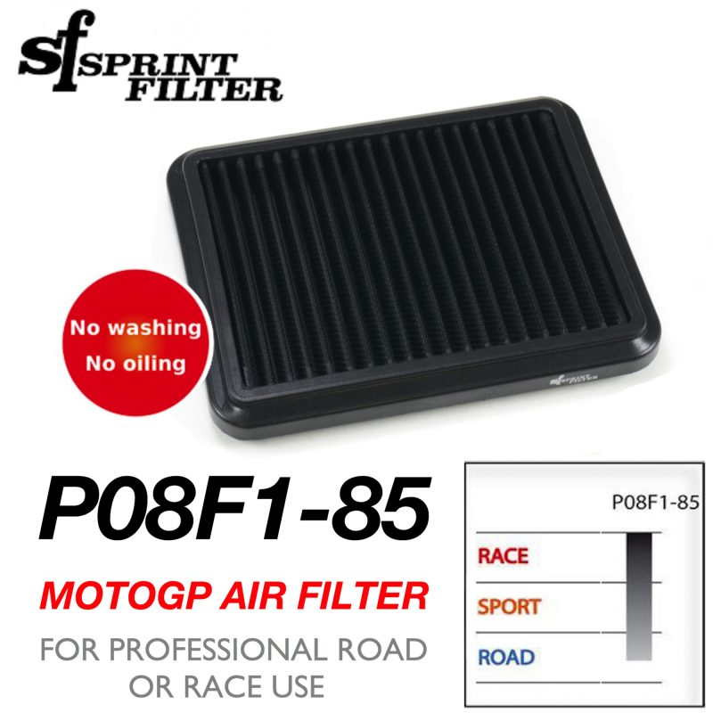 Sprint Filter Ducati Panigale V4 P08F1-85 Air Filter 2018+