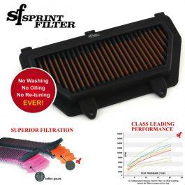 Sprint Filter Honda CBR600RR P08 Air Filter