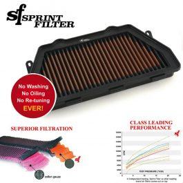Sprint Filter Honda CBR1000RR P08 Air Filter 08-16