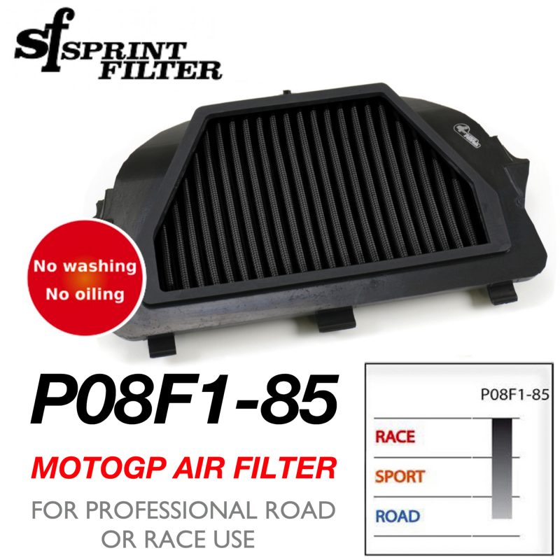 Sprint Filter Yamaha YZF R6 P08F1-85 Air Filter 2008+