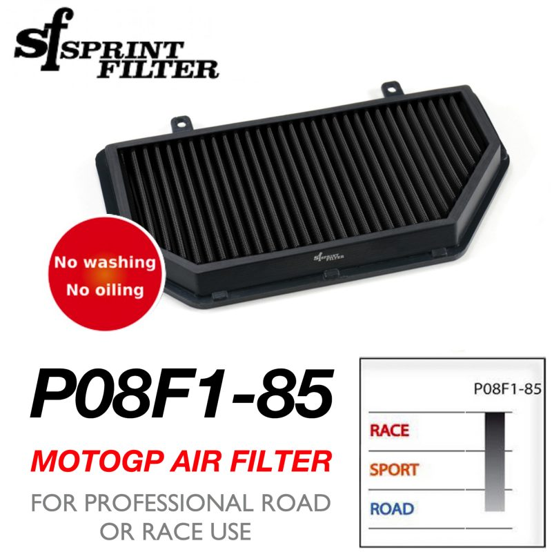 Sprint Filter Suzuki GSX-R1000 P08F1-85 Air Filter