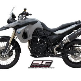 SC Project Exhaust BMW F800GS Oval Silencer 08-15
