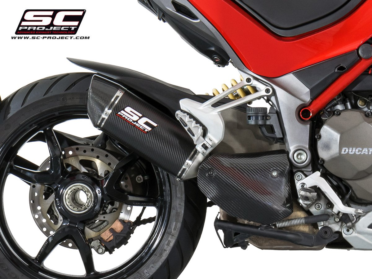 sc project exhaust ducati multistrada 1200 oval silencer. Black Bedroom Furniture Sets. Home Design Ideas