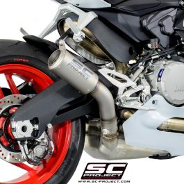 SC Project Exhaust Ducati Panigale 959 CRT Silencer